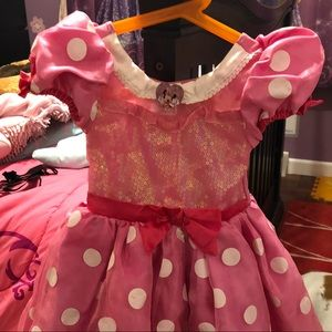 Minnie Mouse dress for girl